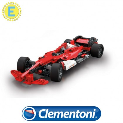 (100% Original) Clementoni Science & Play | Mech Lab Racing Cars | STEM Educational Toys For Boys Girls Kids