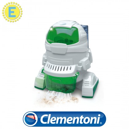 Clementoni EcoBot STEM Science Robotics Educational Toys For Boys Girls Kids