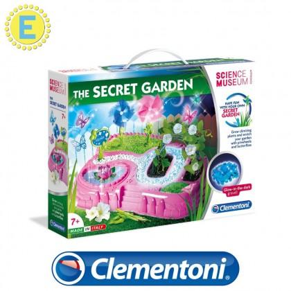 (100% Original) Clementoni Science & Play | The Secret Garden | STEM Science Educational Toys For Boys Girls Kids