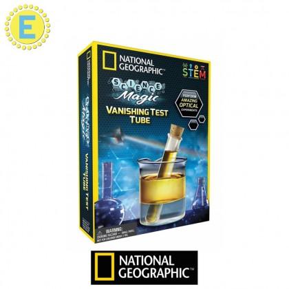 NATIONAL GEOGRAPHIC Science Magic | Vanishing Test Tube | STEM Educational Toys For Boys Girls Kids