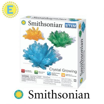 (100 % Original) Smithsonian  Crystal Growing  STEM Science Educational Toys For Boys Girls Kids