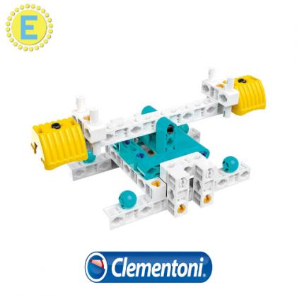 Clementoni  Mech Lab Theme Park  STEM Science Mechanical Educational Toys For Boys Girls Kids
