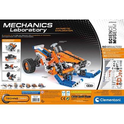 Clementoni  Mech Lab Antarctic Exploration  STEM Science Mechanical Educational Toys For Boys Girls Kids